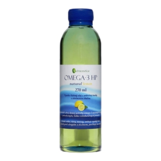 OMEGA-3 HP natural lemon